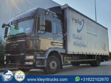 Ciężarówka firanka używana MAN TGL 12.250