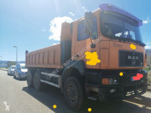 Used tipper truck MAN 33.373.
