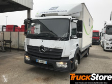 Camion fourgon occasion Mercedes Atego 918L