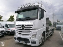 Mercedes Actros 2548 truck used standard flatbed