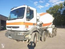 Camion calcestruzzo Renault Kerax 370 DCI