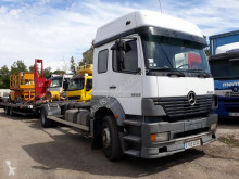 Used container truck Mercedes Atego 1833