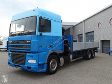 DAF XF95 truck used flatbed