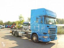 Camion châssis occasion Scania R410 Topliner*BDF 6x2*EURO 6*