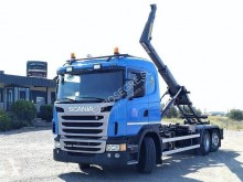 Scania G truck used hook arm system