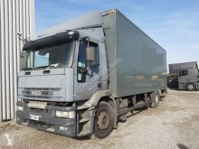 Камион фургон за пренасяне на покъщнина втора употреба Iveco Eurotech 190E35