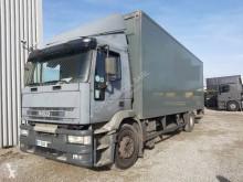 Camion Iveco Eurotech 190E35 fourgon déménagement occasion