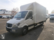 Camion fourgon occasion Mercedes Sprinter II Koffer 513 CDI Maxi mit Ladebordwand
