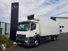 Camion frigo occasion Mercedes Antos 1832 L Carrier 1150 MT Supra + LBW