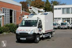 Camion Iveco Daily 65C17 Bühne 16m/2 P.Korb 200kg/Kompressor nacelle occasion