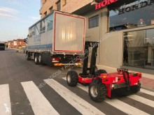 Camion rideaux coulissants (plsc) Volvo FH CAMION EQUIPADO CON CARRETILLA PALFINGER BM214