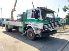 Camion plateau Scania P
