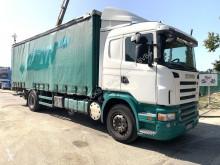 Camion Scania G 270 Teloni scorrevoli (centinato) usato