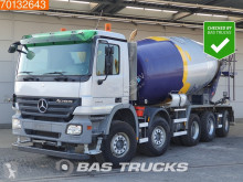 Mercedes Actros 4141 truck used concrete mixer