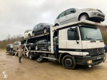 Camion porte voitures occasion Mercedes Actros 1831