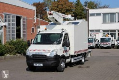 Iveco platform commercial vehicle Daily Iveco Daily 65C17 E5 Hubarbeitsbühne