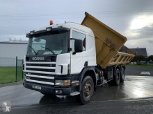 Used two-way side tipper truck Scania C 114C