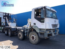 Camion Iveco Trakker 380 béton toupie / Malaxeur accidenté
