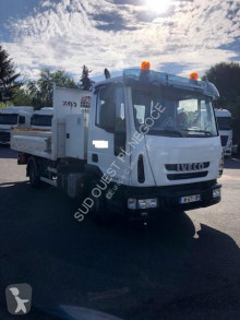 Iveco two-way side tipper truck Eurocargo 100E22