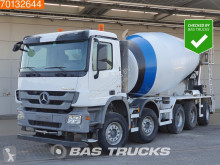 Camion Mercedes Actros 4141 betoniera cu rotor/ Malaxor second-hand