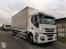 Camion rideaux coulissants (plsc) occasion Iveco Stralis AT 190 S 31