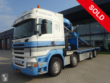 Camion Scania R 420 platformă second-hand