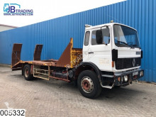 Camion porte voitures occasion Renault Gamme G 210 Machine transport, car transport, Steel suspension, Telma - Retarder, Manual, Hub reduction
