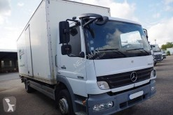 Camion fourgon occasion Mercedes Atego 1218