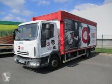 Camion Iveco Eurocargo 120E18 fourgon brasseur occasion