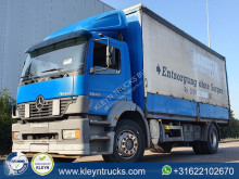 Used tautliner truck Mercedes Atego 1828