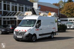 Renault Master Renault Master L2H2 125 dci Hubarbeitsbühne utilitaire nacelle occasion