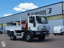 Camion Iveco Eurocargo 100 E 18 benne TP occasion