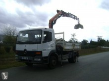 Used construction dump truck Mercedes Atego 1223 N 48 C