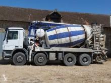 Camion betoniera cu malaxor si pompa Mercedes Actros 3341