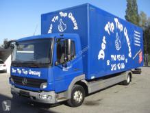 Mercedes moving box truck 818L / 7,2M MOEBELKOFFER