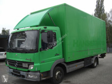 Camión furgón usado Mercedes Atego 815L