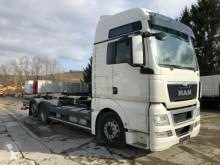 Used chassis truck MAN TGX 26.440 XXL EUR 5 EEV Schaltung Neue Kuplung