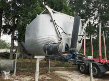 Mercedes Kipper/Mulde Asphaltmulde Asphaltbirne nur Aufbau für 4-Achs