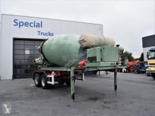 Trailer beton molen / Mixer Liebherr 10m3 Betonmixer Oplegger