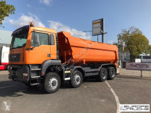 Used tipper truck MAN TGA
