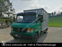 Camion Mercedes 814 L Menke Einstock bétaillère occasion