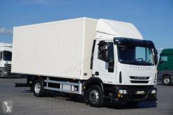 Ciężarówka Iveco Eurocargo / 120E28 / E 6 / KONTENER / 15 PALET furgon używana