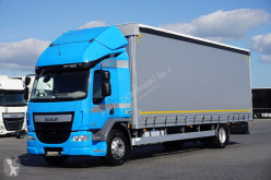 Camion DAF LF - / 290 / EURO 6 / ACC / FIRANKA / 23 PALETY rideaux coulissants (plsc) occasion