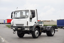 Camion sasiu Iveco Eurocargo - / 140E25 / 4 X 4 / MANUAL / DO ZABUDOWY