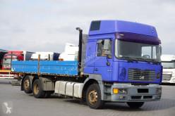 Camião MAN 26.414 / F 2000 / SKRZYNIOWY / UAL / RETARDER estrado / caixa aberta usado