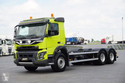 Ciężarówka podwozie Volvo FMX - / 420 / EURO 6 / 6 X 4 / RAMA DO ZABUDOWY