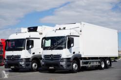 Ciężarówka chłodnia używana nc MERCEDES-BENZ - ACTROS / 2540 / ACC / E 6 / 6 X 2 / CHŁODNIA WINDA
