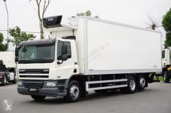 Camion frigo DAF CF / 75.360 / EURO 5 / 6 X 2 / CHŁODNIA + WINDA