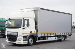 Ciężarówka Plandeka używana DAF CF - / 370 / SSC / EURO 6 / FIRANKA / DMC 18 000 KG