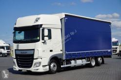 Camion DAF - 106 / 460 / SSC / EURO 6 / FIRANKA / 19 PALET savoyarde occasion